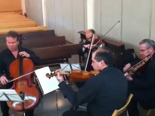 B.S.O de Forrest Gump, arreglo para cuarteto de cuerdas