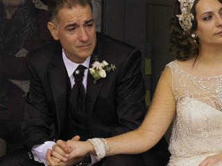 Erika y Javi, boda en Logroño