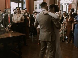Teaser boda María y Gonzalo Palacio de la Concepción. Gijón