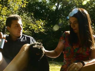 Boda de Clara y Berni, short film