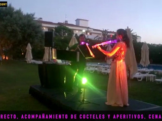 Imperial concert, presentación