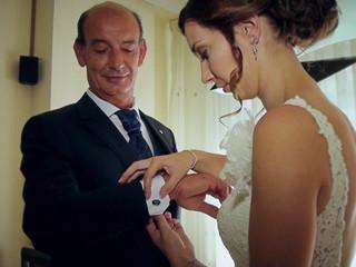 Trailer de la boda de Omar y Yolanda