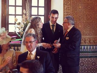 Alhambra Palace: una boda para siempre