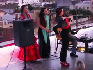 """Cuadro de baile """"Suite Flamenca"""""""