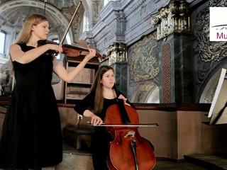 Gabriel's oboé - Violín, chelo y piano