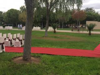 Ceremonias y coctel en Jardin
