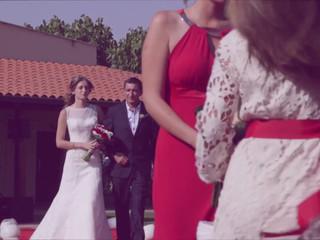 Tráiler de la boda de Joan y Alina