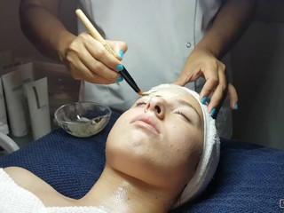 Ritual facial oxigenante