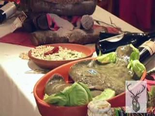 Video de la sala degustaión y Restaurante el Cortijo