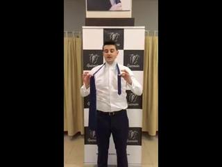Cómo hacer un nudo de corbata sencillo