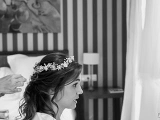 La boda de Cristina y Adrián