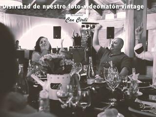 Fotomatón vintage Can Cirili