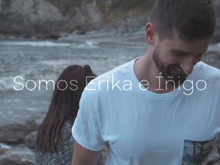 Save the Date - Erika e Íñigo