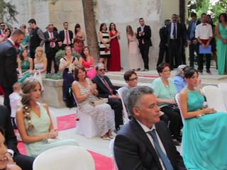Oficiantes de boda Mary Carmen Melero