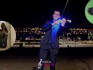 Skibidi Violin Electrico