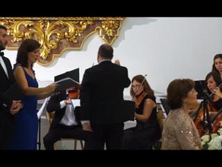 Soprano y tenor aleluya