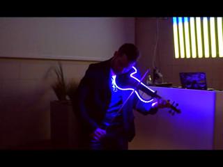 Violin led
