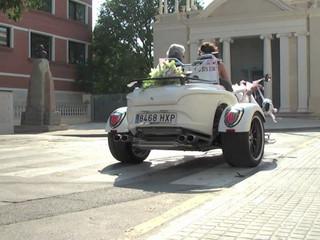 Las bodas de Rutas Trike Sensation