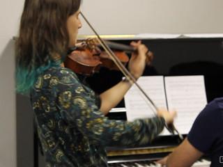 Hallelujah - Violín y piano