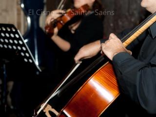 El cisne - cello y piano