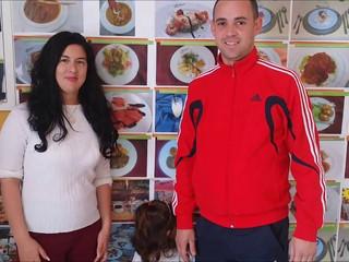 Enlace de Sandra y Jose Antonio Salones Atalaya 22 de abril 2017