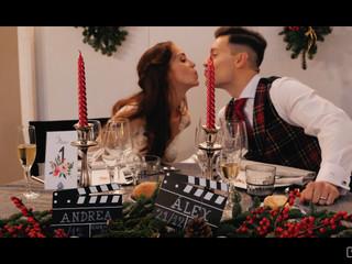 Andrea y Alex - Teaser navideño