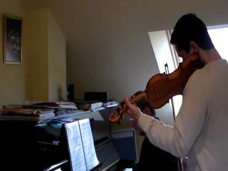 Ave María (violín y piano)