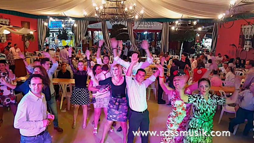 7c32dcc69 Djs  animadores para bodas y fiestas - RossMusik - Vídeo - Bodas.net