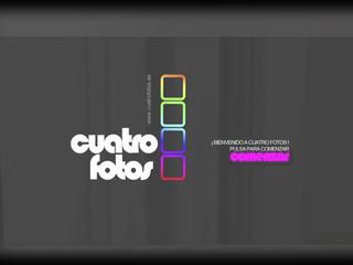Presentación Cuatrofotos 2014