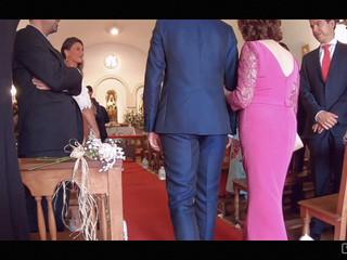 Vídeo de una boda