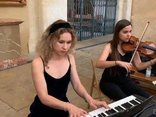 Hallelujah - Piano y violín