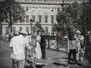Vanessa y Bruno, París