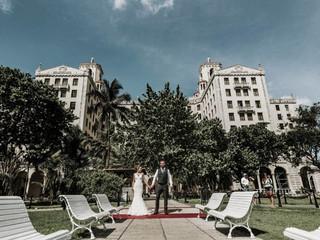 Habana, Cuba, postboda, 12 de junio de 2017