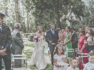 Boda en Pazo el Castriño con Iria y Carlos