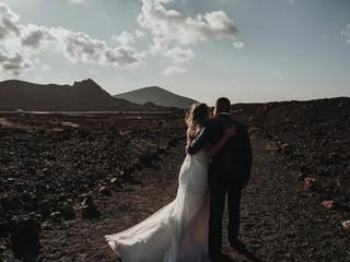Postboda en Lanzarote y La Graciosa