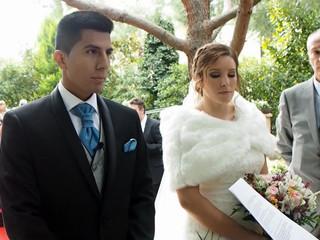 Estefania y Jose