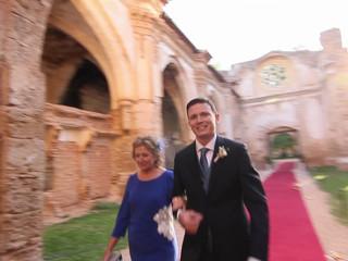 Boda Bea y Juan - Monasterio de Piedra