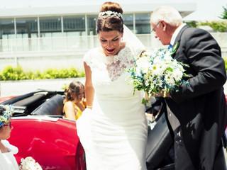 Audiovisual de fotos de la boda de Mariola & Rafa. Málaga.