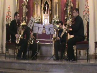 Ave María. Schubert - Sax Momentum
