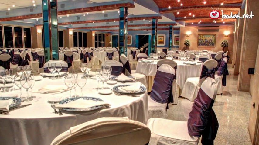 Restaurante casa f lix restaurant f lix v deo - Donde celebrar mi boda en madrid ...