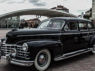 Cadillac 75 Fleetwood. Año 1947