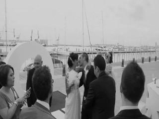 Vídeo de una boda celebrada en Opal Events