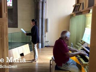 Boda real: soprano y órgano