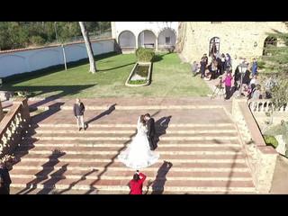 Vídeo corto de boda