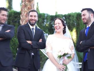 Tráiler corto de boda