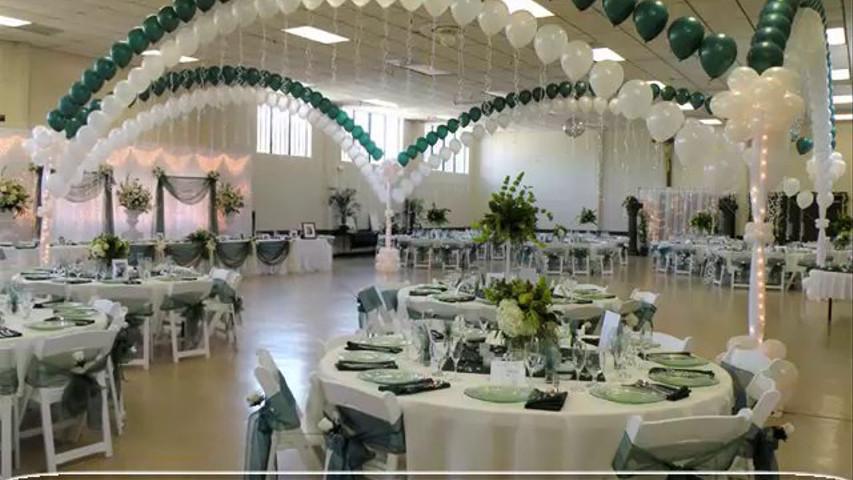 Decora tu boda con globos el arte de globos v deo - Proveedores de decoracion ...