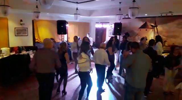 El baile del serrucho - Grupo Con Sabor - Vídeo - Bodas net