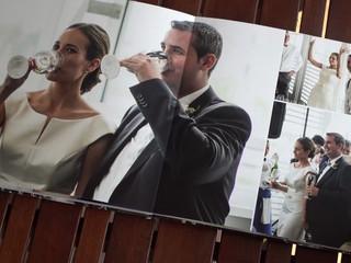 Álbum para la boda de Paloma y Santi