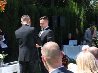 Ceremonia + Cóctel