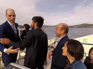 Así es el mejor vídeo de boda